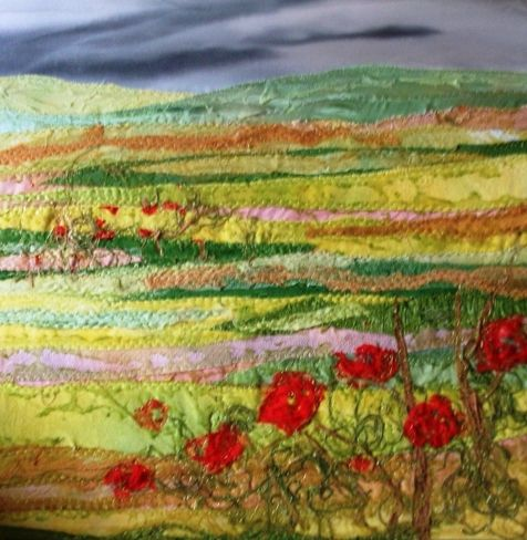 Poppies at Harvest Time                                                       …