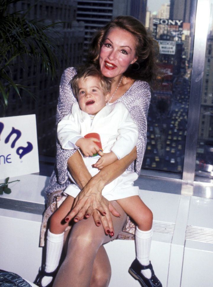EXCLUSIVE: 'Batman' Star Julie Newmar — Having a Son With Down Syndrome Taught Me Unconditional Love