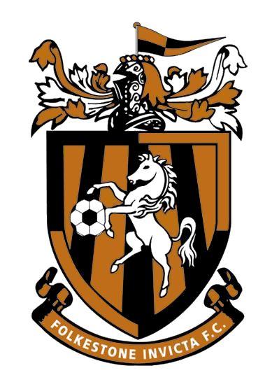 1936, Folkestone Invicta F.C. (England) #FolkestoneInvictaFC #England #UnitedKingdom (L16771)
