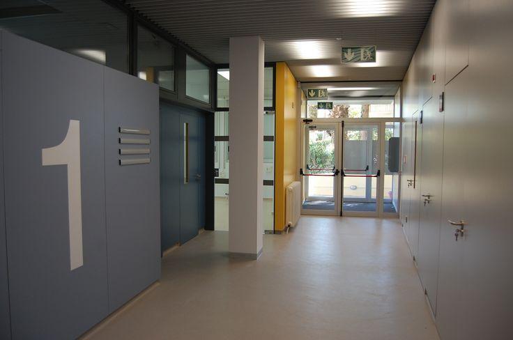 Reforma Escuela de Adultos (Castelldefels, Barcelona) 2015-2016