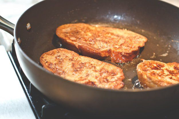 Homemade French toast!