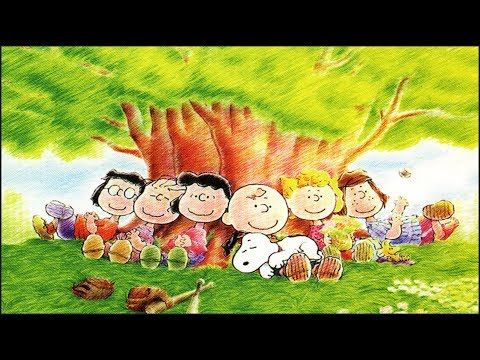David Benoit - Linus and Lucy (Happy Anniversary Charlie Brown) HD - YouTube
