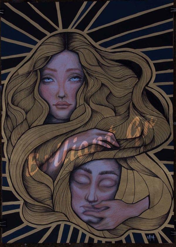 Judith & Holophernes by Briliant gr