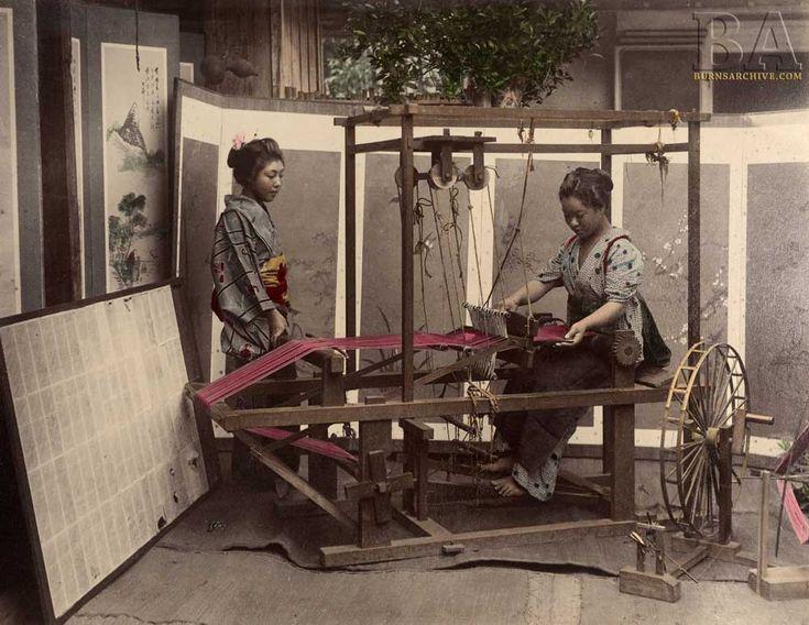 Japanese Ritual Industry: Silk, Rice & Tea   RESOBOX