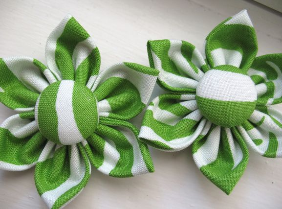 Fabric Craft Ideas | Dainty little fabric craft ideas that are adorable and fun to make