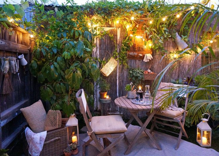 7 Smart Ideas to Steal from the Internet's Prettiest Patios