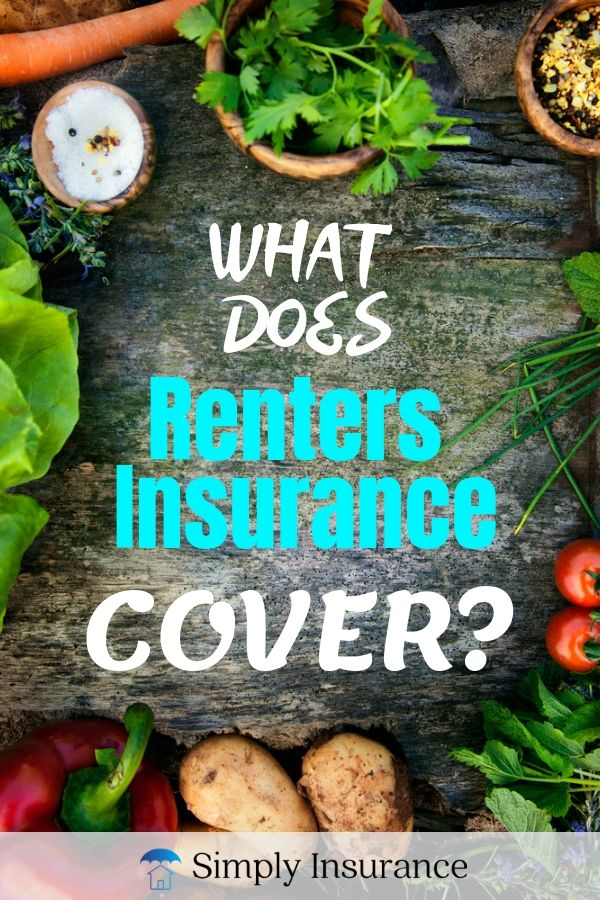 What Does Renters Insurance Cover In 2020?   Renters ...