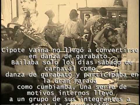 TE OLVIDE Cipote garabato/Carnaval de Barranquilla Aspectos de la danza del carnaval de Cipote Garabato