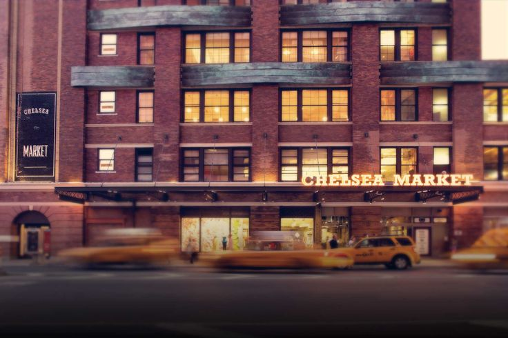 Chelsea Market: A block long and a block wide, this is the perfect place to spend a Saturday. Stroll through the Chelsea Market for great food, wine, and shopping.