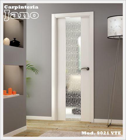 21 best images about puertas on pinterest colors tes for Puertas de madera blancas con vidrio