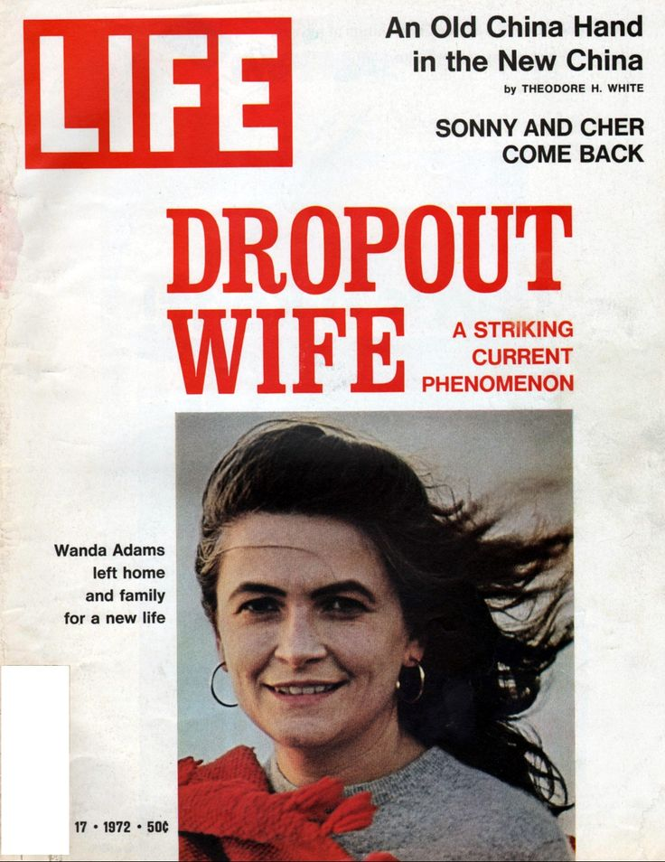 117 best life magazine covers images on pinterest magazine life magazine march 1972 cover wanda adams drop out wife a new trend sciox Choice Image