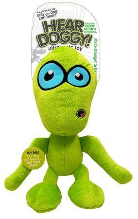 Hear Doggy Alien lime iso 26 cm 14,90€