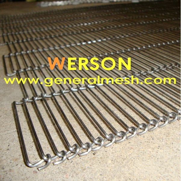 Generalmesh Flat Flex Conveyor Belts,Wire mesh conveyor belt / stainless steel,Metal Wire Conveyor Belting,Wire Belt,Flexx Flow Belting,fryer belts, blancher conveyor belts, pasteurizing conveyor belts and dryer belts http://www.generalmesh.com/wiremesh/flat-flex-belt.html https://www.facebook.com/Chinageneralmesh/ https://www.instagram.com/xtendcablemesh/ https://www.pinterest.com/jenniszhao/ Email: sales@generalmesh.com Address: hengshui city ,hebei province,China Tel:86-318-8557784…