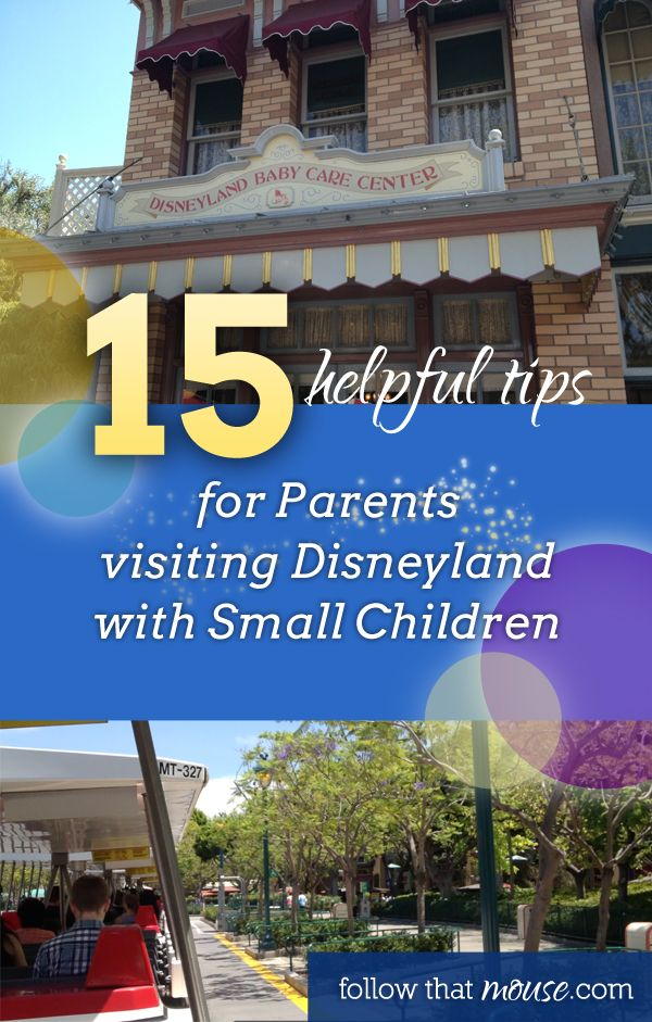 Essential Disneyland Tips for Parents with small children (Time-Saving, Money-Sa… – Better Life Blog