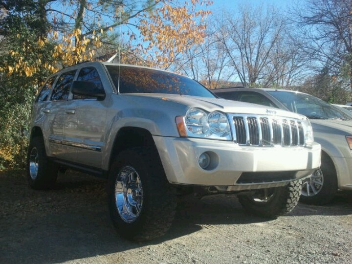 1000+ ideas about 2007 Jeep Grand Cherokee on Pinterest ...