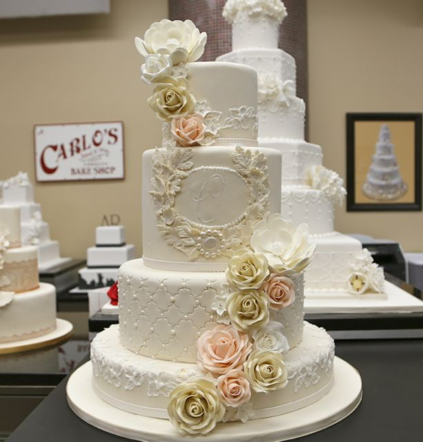 Buddy Cake Boss Wedding Cakes