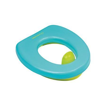 Bebe Confort Детское сиденье для унитаза  — 1085р. ------------- Мягкое детское сиденье для унитаза Bebe Confort подходит для детей с 18-ти месяцев до 3-х лет. Сиденье выполнено из безопасного пластика, имеет фиксатор, с помощью которого закрепляется на любом унитазе. Подходит как для мальчиков, так и для девочек. Сиденье не прилипает к коже ребенка, даже если она влажная. Выполнено из безопасного пластика, гипоаллергенно, не вызывает раздражений и натираний кожи, комфортно в использовании…