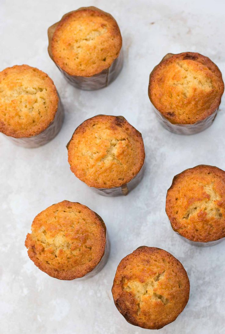 These moist, fruity olive oil muffins are a perfect treat for breakfast or afternoon snack. An easy recipe that can be made in minutes!