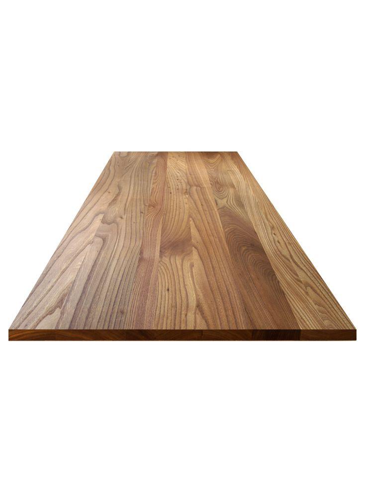 Tischplatten Ulme | Rüster nach Maß von MBzwo in feinster Qualität. Feinste Oberfläche, Made in Germany. Tischplatte Ulme | Rüsternach Maß.