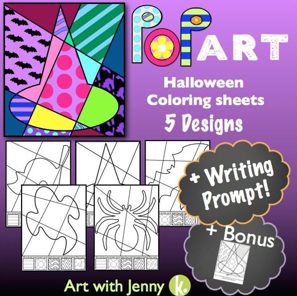 72 best Pop Art images on Pinterest Pop art Coloring sheets and