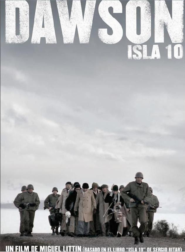 Restrospectiva de Miguel Littin. 'Dawson Isla 10' (2009). Para más información clik en la imagen.