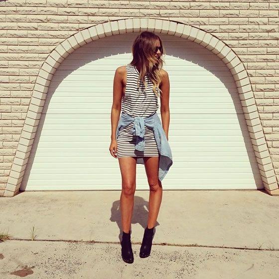 Listras + Jeans: