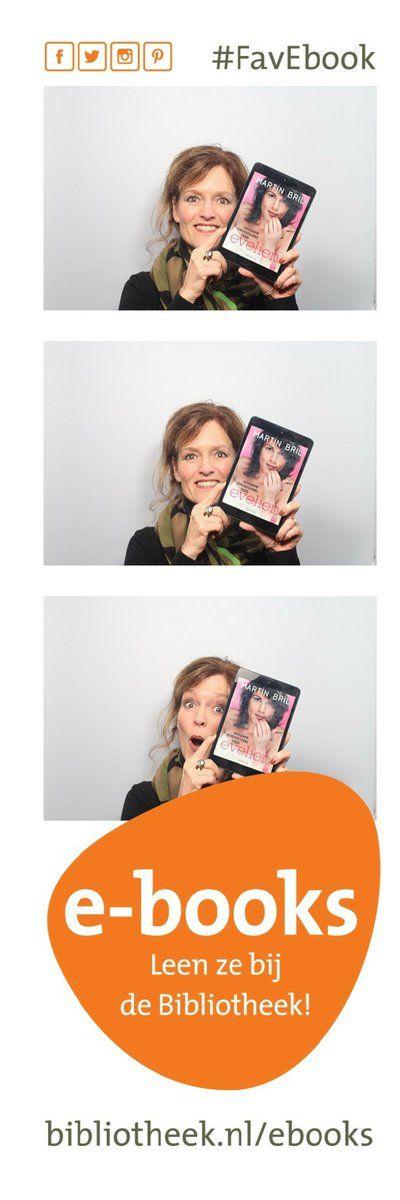 @mklaassens is heel enthousiast over haar #FavEbook (Nieuwe avonturen van Evelien - Martin Bril)