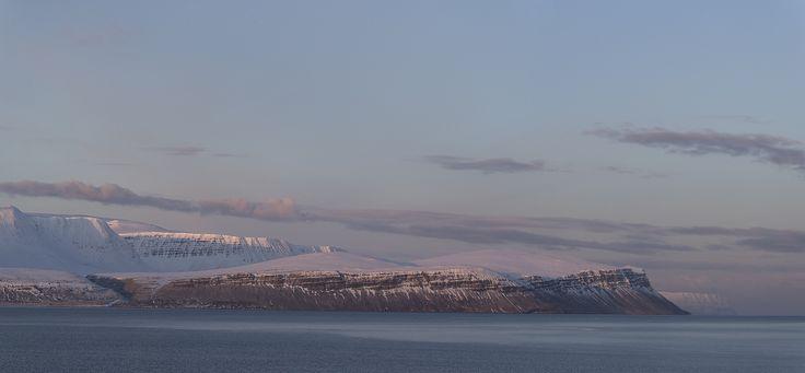 https://flic.kr/p/U977KP | Iceland | Iceland. West Fjords at dawn.