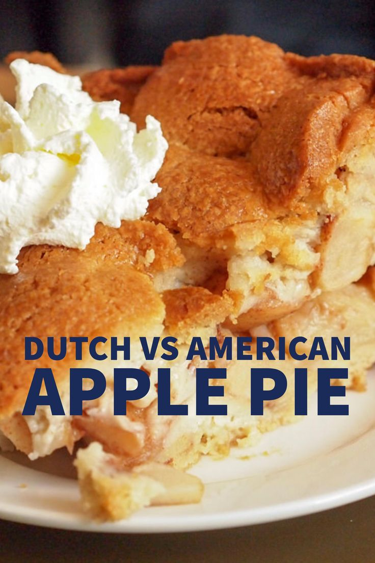 Also something about cheddar cheese on apple pie... Really?!
