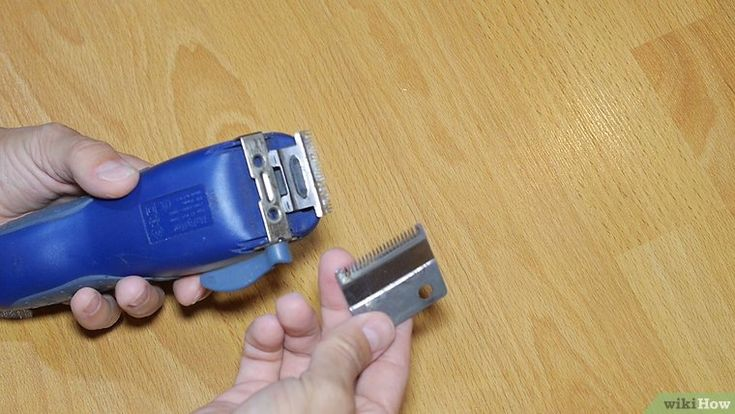 How to sharpen hair clippers 11 steps with pictures