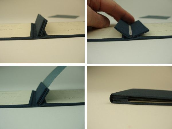 Research in bookbinding (fascinating!) by Benjamin Elbel