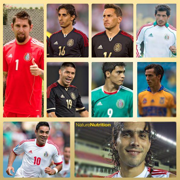 Convocados #Mexico vs #Panama @Selección Mexicana