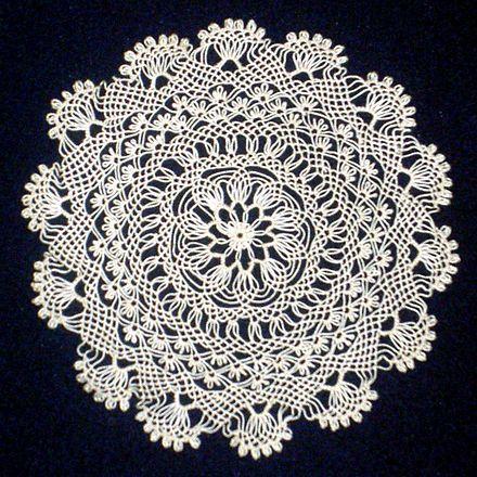 Armenian needlelace - Wikipedia, the free encyclopedia