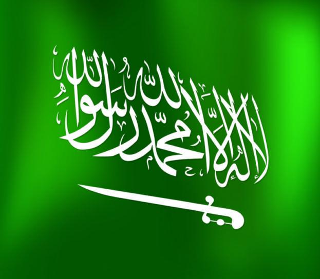 صور علم المملكة العربية السعودية الجميل عالم الصور Image Arabic Calligraphy Calligraphy