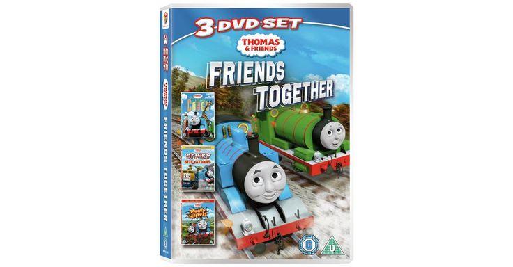 Thomas & Friends Together Triple DVD Pack -http://www.anrdoezrs.net/links/8279980/type/dlg/http://www.argos.co.uk/product/6994354