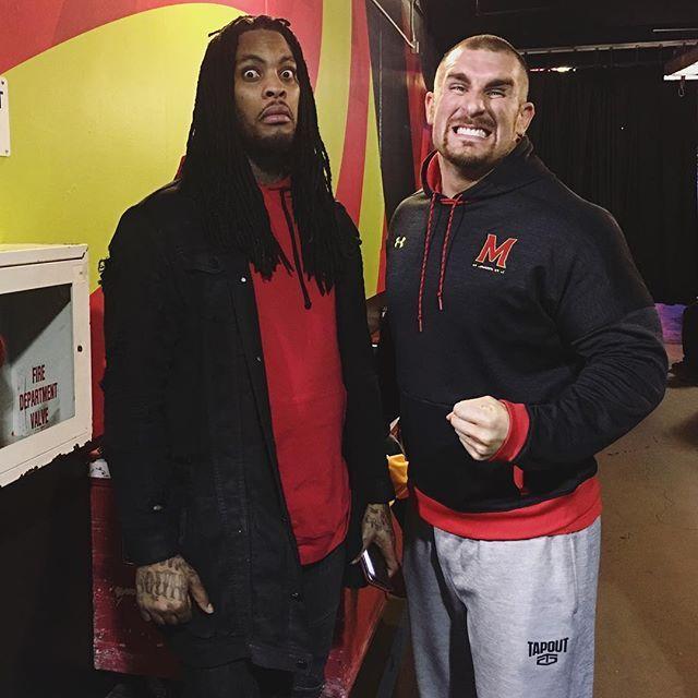 wwe The #WWEUniverse is #Hype for #WWEAtlanta, but especially @wakaflocka and @mojorawleywwe. Philips Arena 2016/12/30 11:08:32