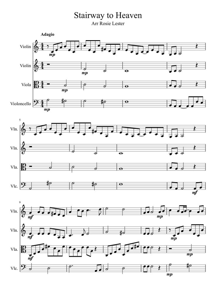 This is an image of Bright Printable Violin Sheet Music