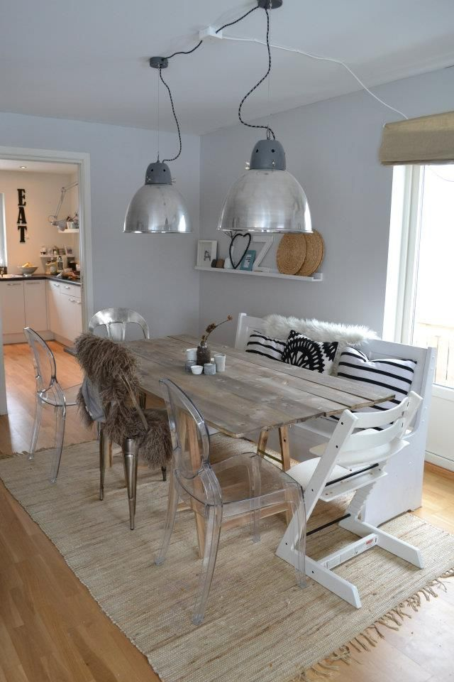 ¿Es posible dar un aire nórdico a una cocina color madera?   Decorar tu casa es facilisimo.com