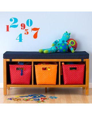 20 Smart Organization Solutions For Busy Families. Storage CubesStorage  BenchesStorage ...