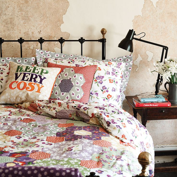 Emma Bridgewater Wallflower Bedding