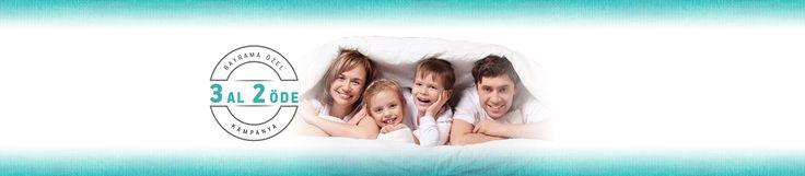 #iyibayramlar  Wellmatt Yatakta Bayrama özel 3 al 2 öde kampaya var