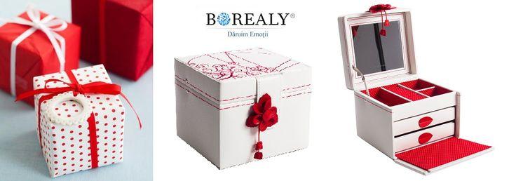 jewelry box caseta bijuterii
