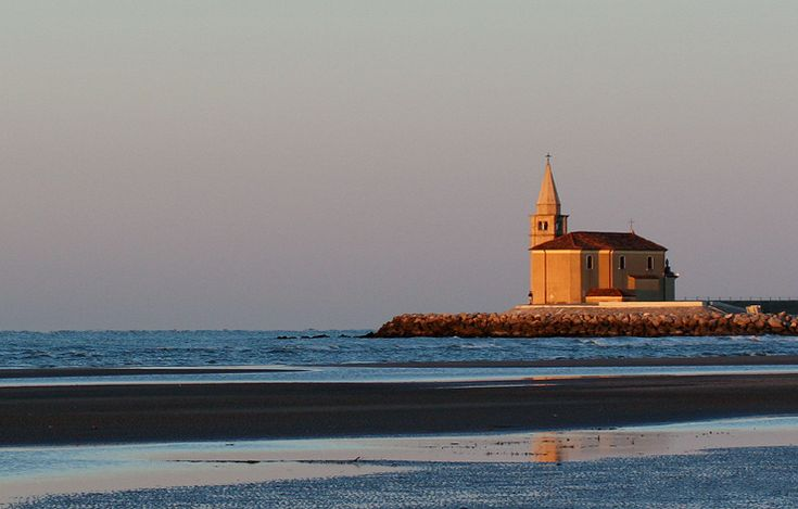 Sunrise in Caorle - Caorle, Venice