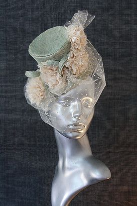 Donna Hartley Millinery/ hat designer/ Murcia Spain | 2016 Spring/Summer