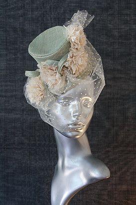 Donna Hartley Millinery/ hat designer/ Murcia Spain | 2016 Spring/Summer