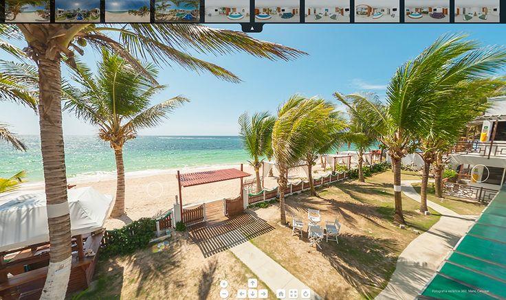 Tour Virtual por el Hotel San Luis Village, en San Andrés Islas, Colombia, 2013. Fotografía Mario Carvajal (www.mariocarvajal.com)