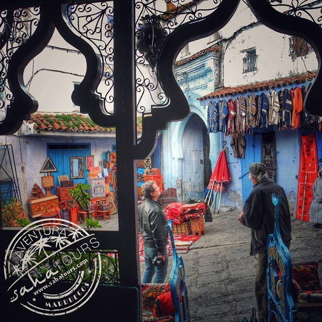 📌#Chefchaouen is one favorite tourist destinations in #Morocco  due to its authenticity ____________________________________ DON'T WAIT FOR OTHERS TO TELL YOU. COME WITH US AND TELL IT YOURSELF 💻   www.sahatours.com ✉   aventurasahatours@gmail.com ____________________________________ #rutasturisticas y de #aventura en #4x4 por todo #marruecos #morocco #maroc #marocco #moroccostyle #adventure #trip #travel #lugaresconencanto #viaje #viagem #viaggio #voyage #viagemeturismo #blogger…
