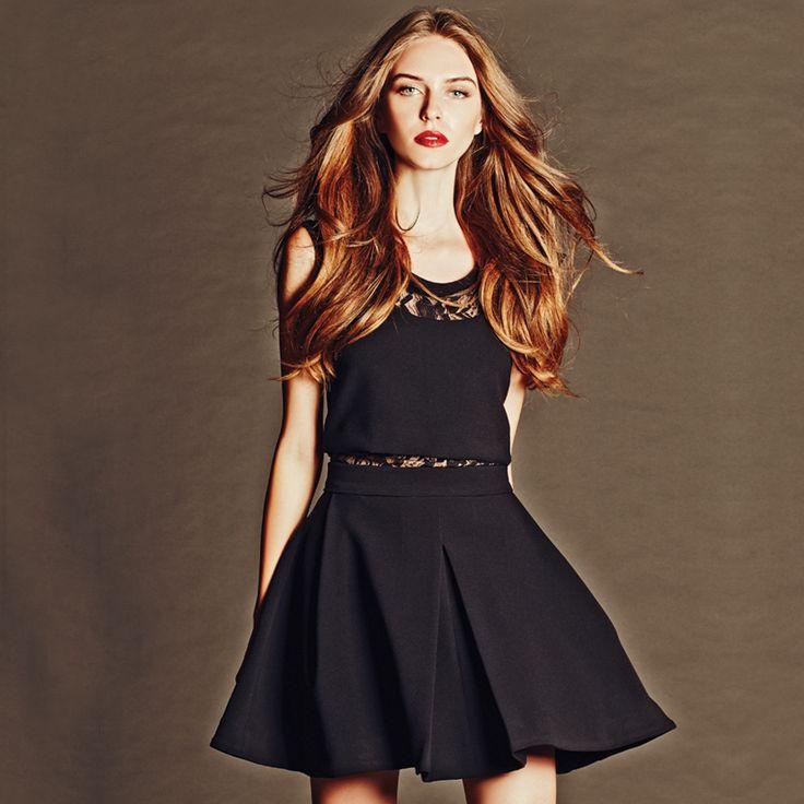 The little #mini_dress! #BSB_FW14
