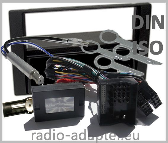 Ford Fiesta 2005-2008 Lenkrad Adapter Radioblende Antennenadapter http://radio-adapter.eu/home/lenkradadapter/ford/ford-fiesta-2005-2008-lenkrad-adapter.html - Radio Adapter.eu