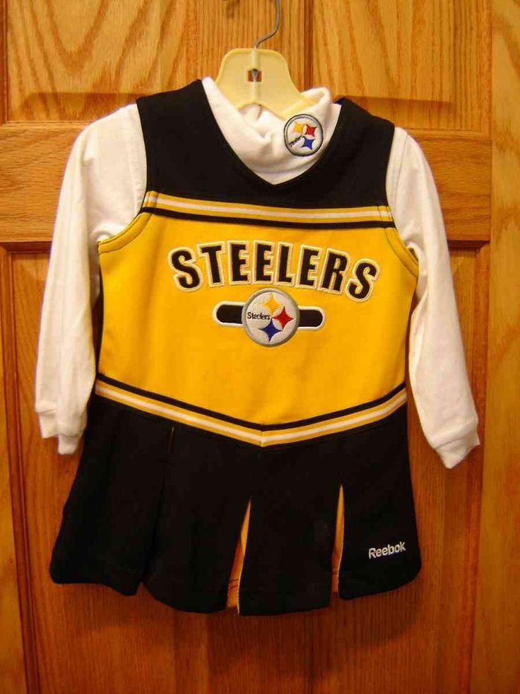 Pittsburgh Steelers Cheerleader Costume